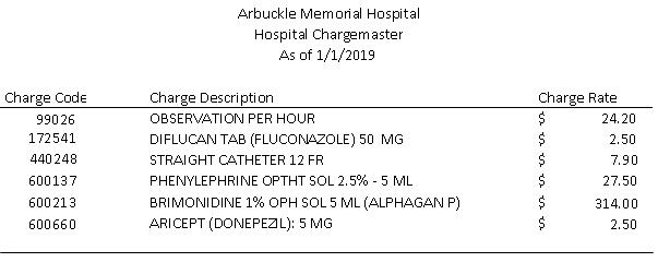 memorial hospital fees tratament de detoxifiere și de curățare a colonului